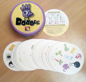 Le jeu Dobble