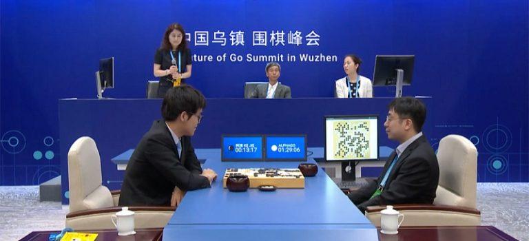 AlphaGo 2 – Ke Jie 0