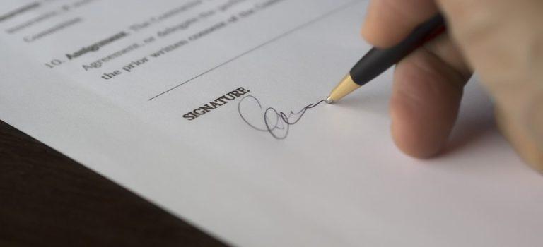 La relation auteur/éditeur : Le contrat (3/4)