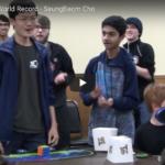 Rubik's Cube : record du monde pour un Coréen